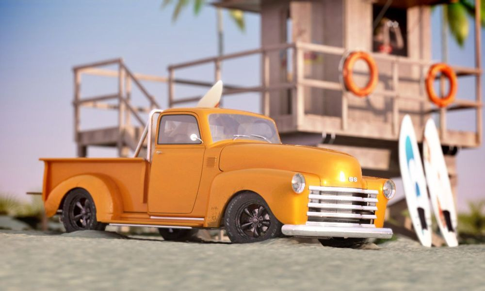 Chevy Pickup