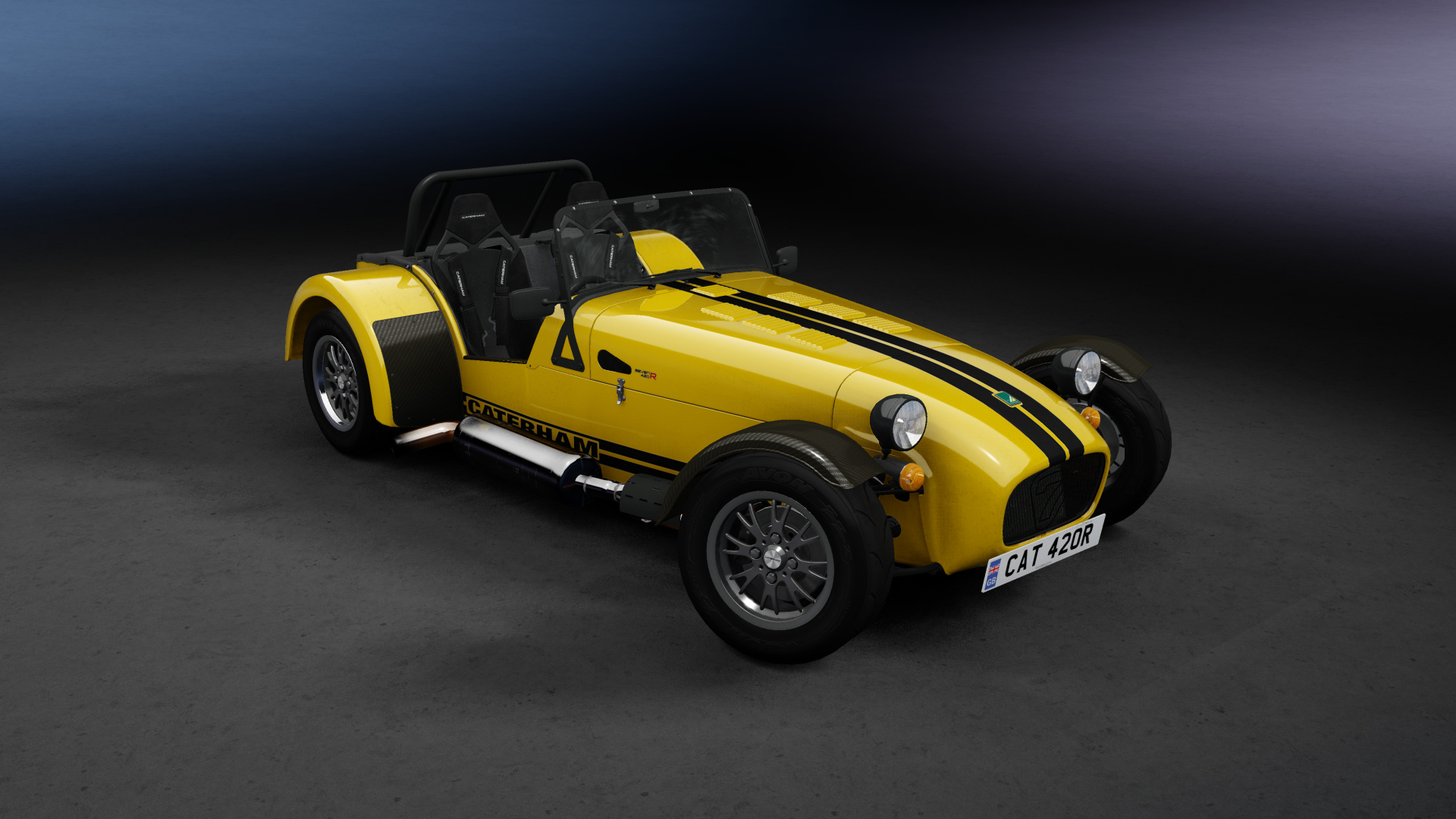 Caterham 420R<br>Assetto Corsa<br>WIP</a>