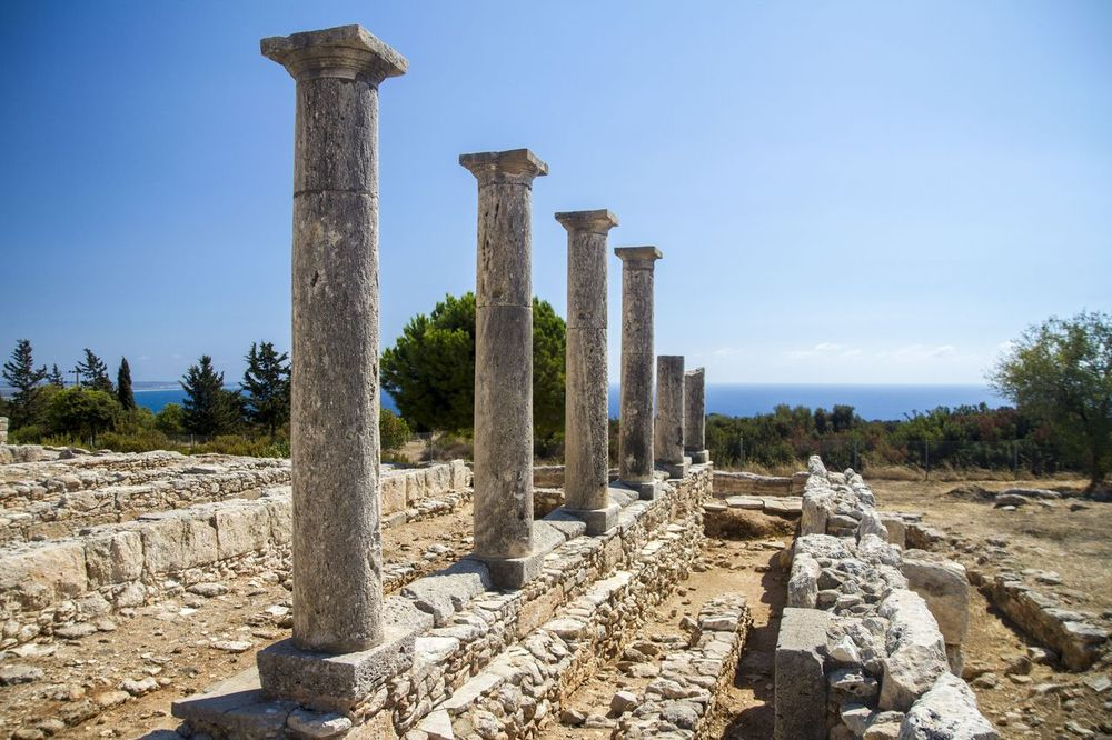 Othellos Temple, CYP. 2013